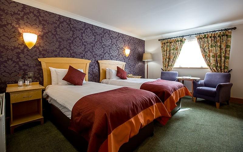 Hellidon Lakes Bedroom 3