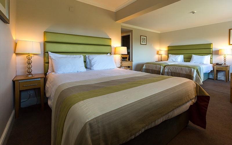 Hellidon Lakes Bedroom 4